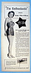 Vintage Ad: 1951 Ayds Reducing Plan W/ Ann Sheridan