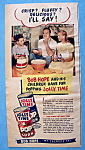 Vintage Ad: 1951 Jolly Time Popcorn With Bob Hope