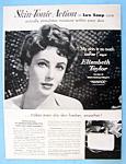 Vintage Ad: 1952 Lux Soap With Elizabeth Taylor