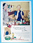 Vintage Ad: 1952 Avon Cosmetics With Ann Sothern