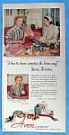 Vintage Ad: 1952 Avon Cosmetics With Irene Dunne
