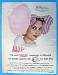 Vintage Ad: 1953 Lux Soap With Janet Leigh