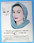 Vintage Ad: 1953 Lux Soap With Jean Simmons