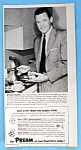 Vintage Ad: 1953 Pream With William Holden