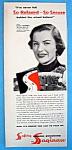 Vintage Ad: 1955 Saginaw Power Steering W/ella Raines