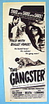 Vintage Ad: 1947 The Gangster