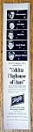 Vintage Ad: 1951 Schlitz Playhouse Of Stars