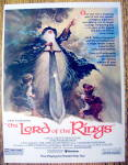 Vintage Ad: 1979 The Lord Of The Rings