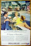 1957 American Export Lines With Cary Grant/deborah Kerr