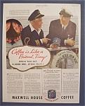 Vintage Ad: 1934 Maxwell House/winninger & Ruffner