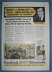Vintage Ad: 1937 Goodrich Tires W/ Graham Mcnamee