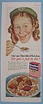 Vintage Ad: 1944 Shredded Ralston
