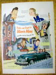 Vintage Ad: 1948 Ford With Fred Allen & His Gang