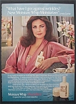 1981 Maybelline Moisture Whip With Lynda Carter