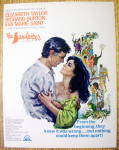 1965 The Sandpiper With Elizabeth Taylor/richard Burton