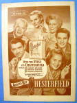 1948 Chesterfield Cigarettes With Cast Of Paradine Case