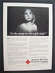 1942 American Red Cross War Fund Campaign