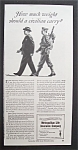1943 Metropolitan Life Insurance Company With Soldier