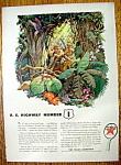 Vintage Ad: 1943 Texaco