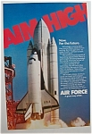1986 Aim High Air Force