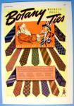 1941 Botany Ties With Santa Claus & Uncle Sam