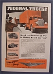 1942 Federal Trucks