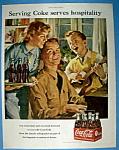 Vintage Ad: 1951 Coca Cola