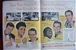 Vintage Ad: 1943 Victor And Bluebird Records(2 Pg Ad)