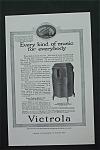 Vintage Ad: 1917 Victor Victrola