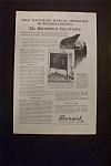 Vintage Ad: 1926 Brunswick Panatrope