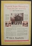 Vintage Ad: 1926 Rca-radiola