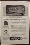 Vintage Ad: 1926 Amplion Corporation