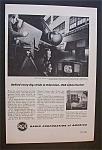 Vintage Ad: 1947 Rca Radio Corporation Of America