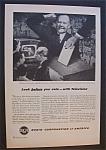 Vintage Ad: 1948 Rca Radio Corporation Of America