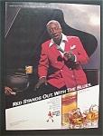 Vintage Ad: 1984 Johnnie Walker Red With Joe Williams
