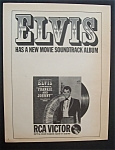 Vintage Ad: 1966 Elvis Presley Album