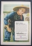 Vintage Ad: 1944 Hallicrafters Radio