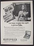 Vintage Ad: 1950 Marshall's Photo-oil Colors