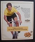 1991 California Almonds With Greg Le Mond
