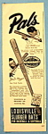 Vintage Ad: 1942 Louisville Slugger Bats W/ted Williams