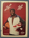 1981jordache Athletic Wear W/ Earl The Pearl Monroe