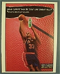 Vintage Ad: 1996 Sprite With Grant Hill
