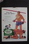 1949 Kelly Tires By Lyman Anderson