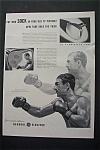 Vintage Ad:1953 G-e Aluminized Tube With Rocky Marciano