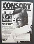 1986 Consort Hair Spray With Gary Fencik