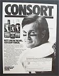 1986 Consort Hair Spray With Gary Fencik
