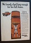 1975 Datsun Li'l Hustler Stretch With Too Tall Jones