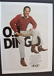 1981 Dingo Leather Boots With O. J. Simpson