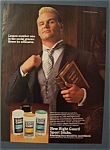 1988 Right Guard Sport Stick Deodorant W/bosworth