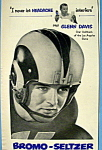 Vintage Ad: 1952 Bromo Seltzer With Glenn Davis
